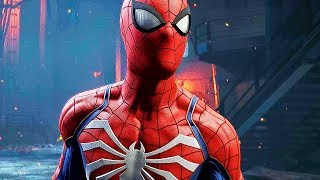SPIDER-MAN Gameplay (E3 2018) PS4
