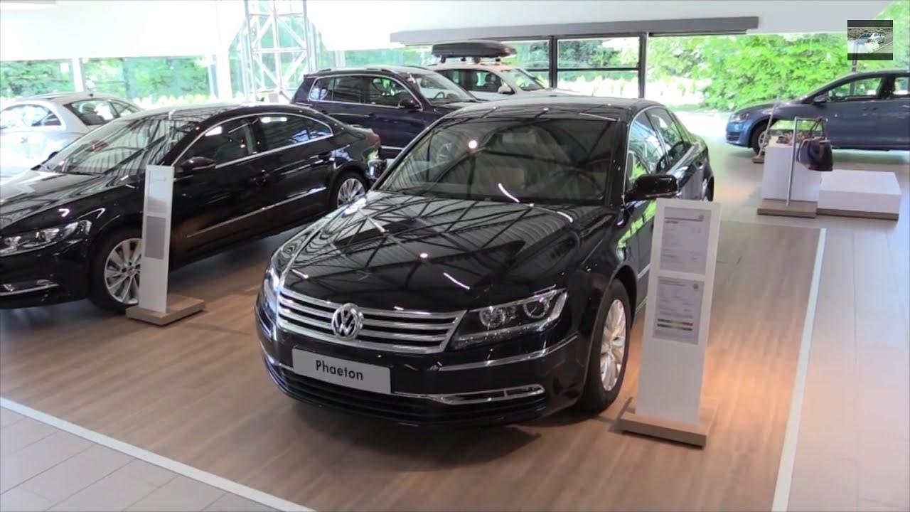 volkswagen phaeton exclusive   depth review interior exterior youtube