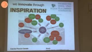 """video Forum OCOVA AlpMedNet Genova 2014 Tavola Rotonda """"Innovazione e Competitività Territoriale"""" Emil Abirascid, Giornalista – Startup Business Dott. Pietro De Ma..."""