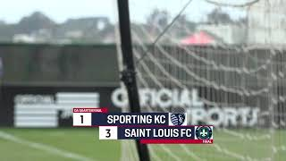 DA Playoffs: U-18/19 Sporting Kansas City vs. St. Louis FC