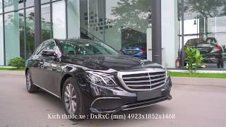 Mercedes-Benz E200 - Chi tiết hình ảnh ngoại và nội thất xe Mercedes E200 tại An Du Hải Phòng.