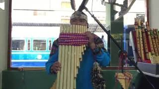 El Condor Pasa Cusco Peru 2016 Tayanka Music of the Andes