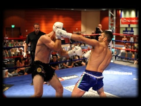 Pro Muay Thai Fight (184 lbs.) ANDU K vs FABRIZIO * Usa vs Italy : ringrivals.com * Event Promoter : cellarkickboxing ( Original Video created by Open Air Pr...