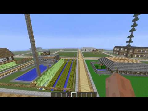 Minecraft Server Vorstellung Varoxcraft 1.6.4 Cracked server deutsch german HD