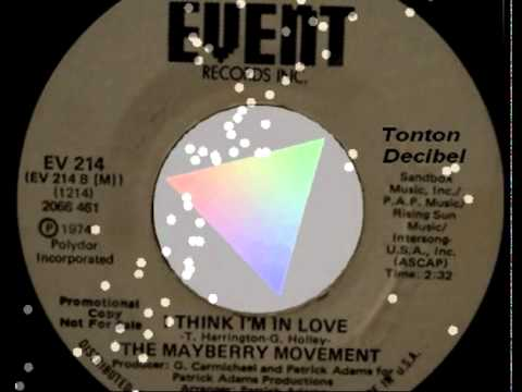 Mayberry Movement - I Think I'm in Love (special 2012 'D' edit)