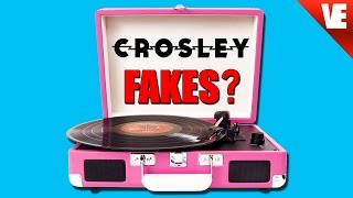 Record Players: Crosley Cruiser KNOCK OFFS?!