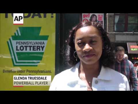 Lotto Fever Sweeps the Country