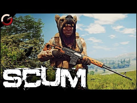 HOW I BECAME A NOOB KILLER! PvP Kill Montage | SCUM Gameplay