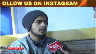 Afzal Guru's son Galib Guru Speaking on his Success