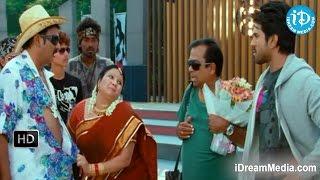 Rachaa - Racha Movie - Tamannaah, Brahmanandam, Ram Charan, Krishna Bhagavaan Comedy Scene