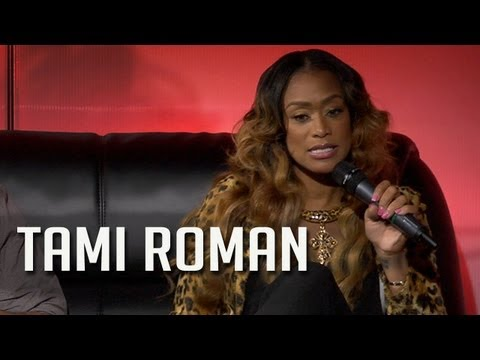 Tami Roman Talks With  Hot97amshow On Being A Squirter, Evelyn Beef & Her New Makeup! video