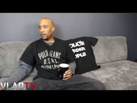 Lord Jamar: Justin Timberlake Would Be Average If He Was Black