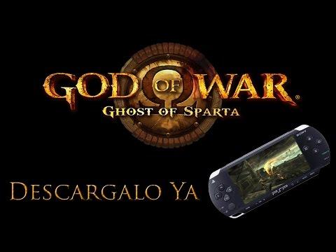 Como Descargar God Of War Ghost Of Sparta Para PSP