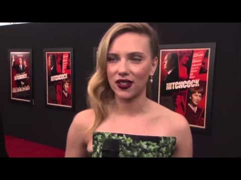 Scarlet Johansson - Hitchcock Interview! [HD]
