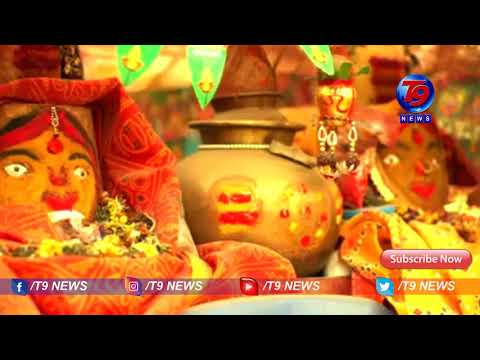 మేడారం తెలుగు వారి సాంప్రదాయ చిహ్నం | latest telugu news channels | #t9news telugu