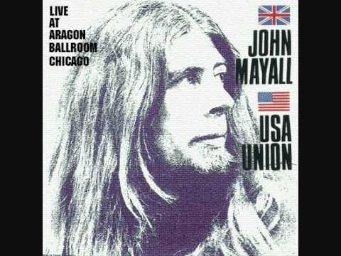 JOHN MAYALL : CHICAGO 1970 : PART 2 .