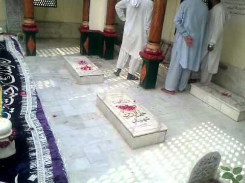 Ghazi Ilam Ud Din Shaheed Mazar Shareef video