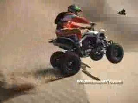 Yamaha Special Edition Sport ATV's Video