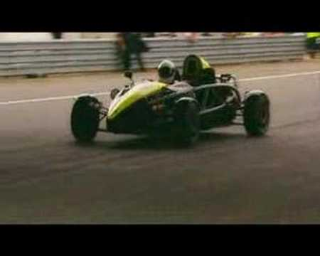 Fifth Gear - Ariel Atom 0-60 World Record