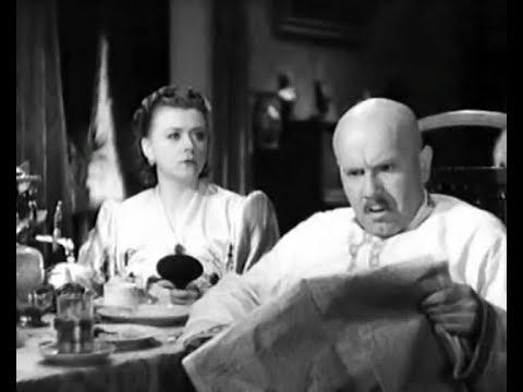 Преступление и наказание, 1940. Редкий фильм по Зощенко.