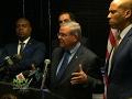 NJ Senators Eye Defunding in Travel Ban Dispute