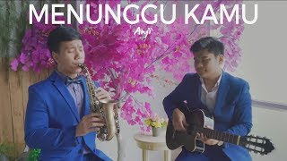 Menunggu Kamu - Anji (Saxophone Cover by Desmond Amos)
