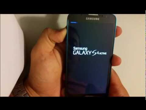 How to ║ Reset Samsung Galaxy S4 Active i537 ║ Hard Reset and Soft Reset