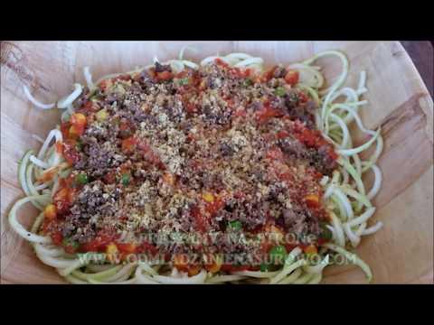 WOW! Witariańskie Spaghetti Alla Bolognese, Rozpływa Się W Buzi