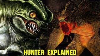 HUNTERS EXPLAINED - RESIDENT EVIL LORE AND HISTORY EXPLORED - HUNTER ELITE - HUNTER GAMMA BETA