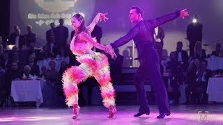 Dorin Frecautanu - Marina Sergeeva | Disney 2018 - Professional Latin American Showdance - Samba