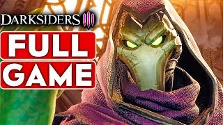 DARKSIDERS 3 Gameplay Walkthrough Part 1 FULL GAME [1080p HD 60FPS PC MAX SETTINGS] - No Commentary