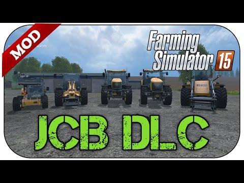 FARMING SIMULATOR 15 DLC VORSTELLUNG - JCB DLC ★LS15 Mod Deutsch HD+