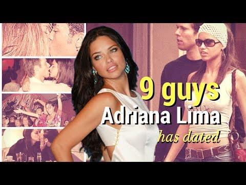 9 Guys Adriana Lima Has DATED