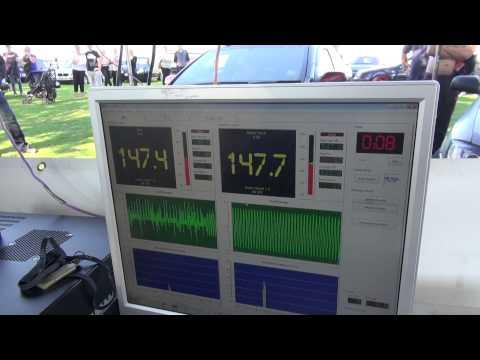 an analysis of decibel drag racing