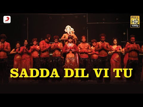 Any Body Can Dance (abcd) - Sadda Dil Vi Tu (ga Ga Ga Ganpati) Official New Hd Full Song Video video
