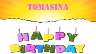 Tomasina   Wishes & Mensajes - Happy Birthday