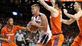 MEN'S BASKETBALL: ACC Semifinals - Clemson Highlights