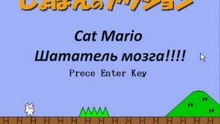 Полное прохождение игры Cat Mario...