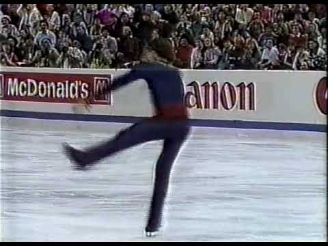 Brian Boitano (USA) - 1988 Worlds, Men s Long Program