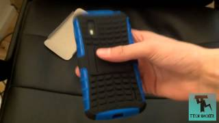 [UNBOXING &amp; FIRST LOOK] ArmourDillo Hybrid Protective Case for Google Nexus 4