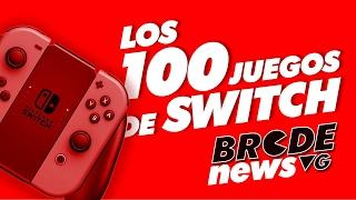 Los 100 juegos de Switch - BarcadeVG NEWS