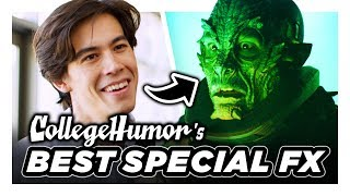 CollegeHumor's Best Special Effects