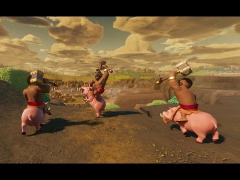 Clash of Clans: Hog Rider 360°