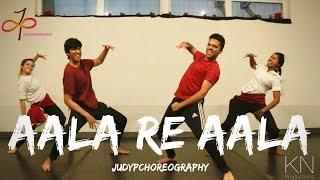 Aala Re Aala Simmba Ranveer Singh Judy Panachakunnel Choreography