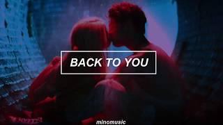 Back To You  - Louis Tomlinson  ft. Bebe Rexha [Traducida Al Español]