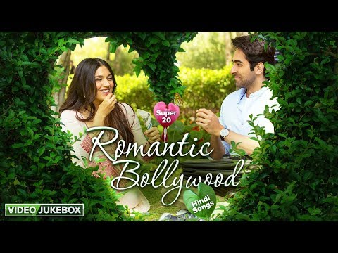 Super 20 Hindi Romantic Songs | Video Jukebox