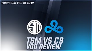 TSM vs C9 - Broken Blade brings the hammer down on C9