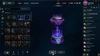 This Capsules are Broken New Lucky 10 Project Capsule Opening League of Legends