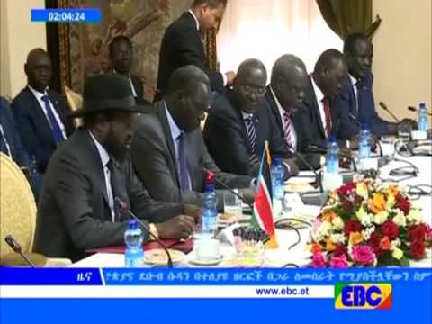 Ethiopia And South Sudan sign Eight cooperation agreements