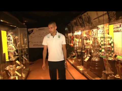 Tribute to Islam Slimani (Sporting)